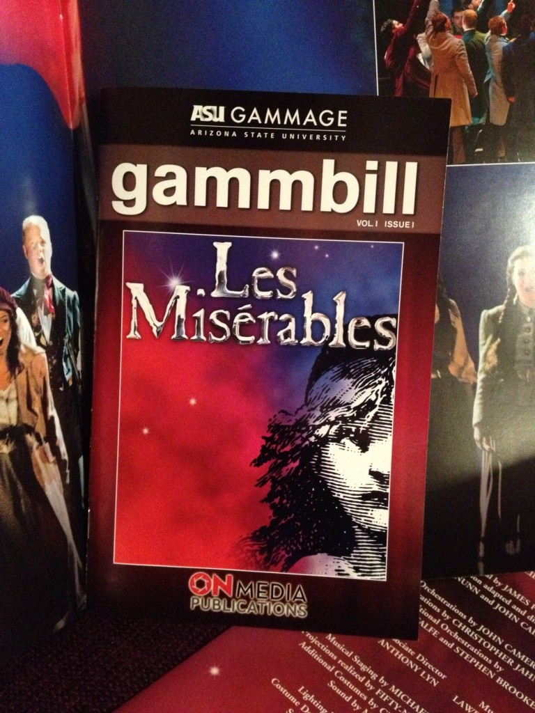 Les Misérables Program